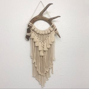 Other - •••Macrame wall hanging•••